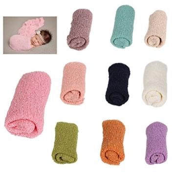 Baby Stretch Wrap für Neugeborene -