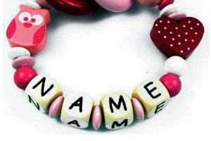 Geschenk mit Namen