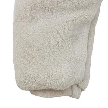 Winterschlafsack mit abnehmbaren Ärmeln -