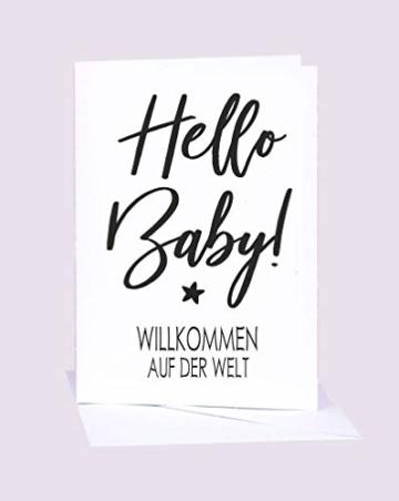 Trend Mama coole Windeltorte Junge schwarz- Babysocken + Lätzchen -Wer braucht schon Superhelden wenn man so coole Eltern hat - 5