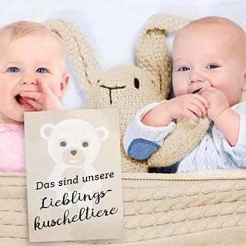 Geschenk Geburt Zwillinge