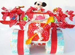 XXL Windeltorte Disney mit Minni Mouse - 1