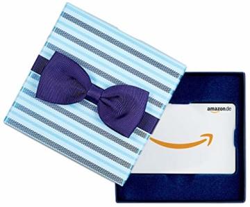 Amazon.de Geschenkkarte in Geschenkbox - 50 EUR (Blaue Streifen) - 5