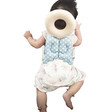 Baby Kopf Schutz Pad Kleinkind Kopfstütze Kissen Baby Hals Cute Flügel Still Drop Widerstand Kissen - 2