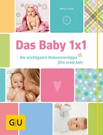 Das Baby 1x1: Die wichtigsten Hebammentipps fürs erste Jahr (GU Einzeltitel Partnerschaft & Familie) - 1