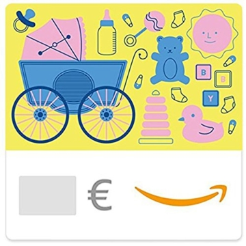 Digitaler Amazon.de Gutschein (Baby Icons (Gelb)) -