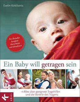 Ein Baby will getragen sein: Alles über geeignete Tragehilfen und die Vorteile des Tragens - 1
