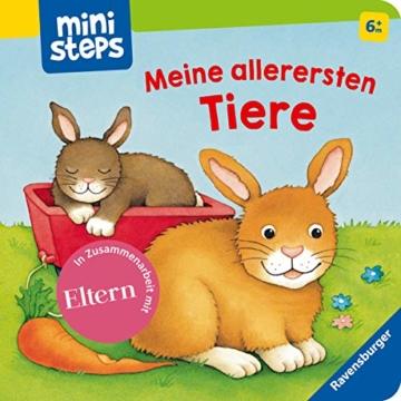 Meine allerersten Tiere: Ab 6 Monaten (ministeps Bücher) - 3