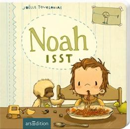 Noah isst (Alltagsbüchlein_Tourlonias) - 1