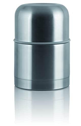Reer 90430 - Edelstahl -Warmhaltebox für Nahrung mit Becher, 350ml - 2