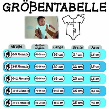 Shirtracer Sprüche Baby - Ich Schreie Nicht, ich bestelle Essen! - 3/6 Monate - Babyblau - Baby Strampler lustig - BZ10 - Baby Body Kurzarm für Jungen und Mädchen - 3