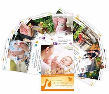 Zur Geburt » Das Geschenk zur Geburt für die Eltern. 12 Geschenkgutscheine mit 12 liebevollen Aufmerksamkeiten. 12 x Unterstützung schenken. 12 x füreinander da sein. Die Geschenkidee zur Geburt. - 5