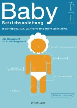 Baby - Betriebsanleitung: Inbetriebnahme, Wartung und Instandhaltung - 1
