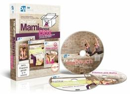Die große Mami-Fitness-Box - Fit in der Schwangerschaft & nach der Geburt ++ (3 DVDs: Fit mit Babybauch, Meine Rückbildungsgymnastik & Pilates mit Baby) ++ Das perfekte Geschenk ++ - 1