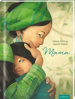 Mama: Poetischer Bilderbuch-Bestseller, Geschenk zur Geburt für werdende Mamas, zum Muttertag - 1